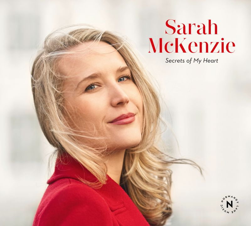 Album Cover Sarah McKenzie - Secrets of My Heart